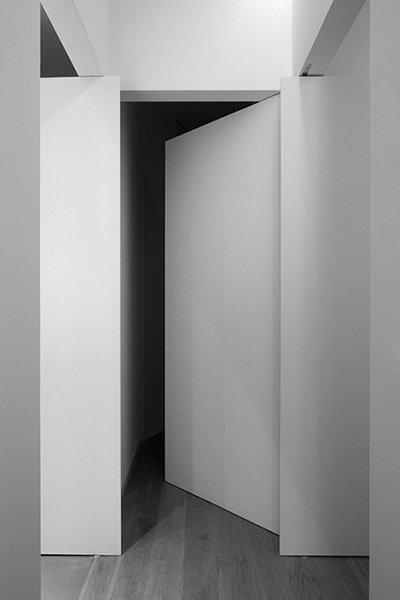 puertas pivotantes