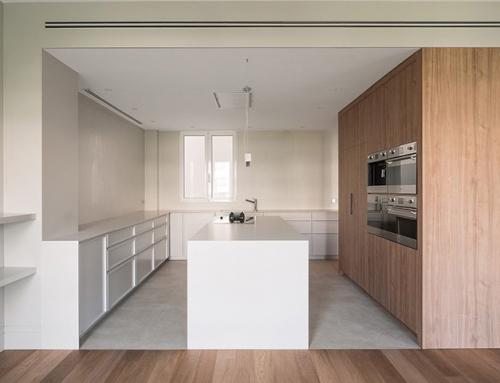 Proyecto de interiorismo en Gran Via de Valencia